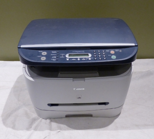 CANON IMAGECLASS MF3110 ALL IN ONE LASER PRINTER 120-127V