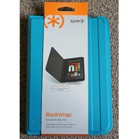SPECK PRODUCTS SPK-A0991 ( BLUE ) BOOKWRAP CASE FOR KINDLE FIRE E-READER