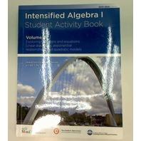 INTENSIFIED ALGEBRA 1 STUDENT ACTIVITY BOOK VOLUME 2 2013-14 EDITION