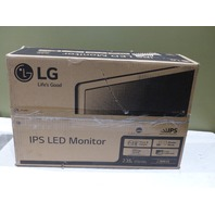"""LG ELECTRONICS 23MB35PM-B 23"""" LED MONITOR"""