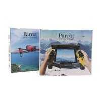 PARROT BEBOP RED DRONE & YELLOW SKYCONTROLLER
