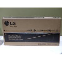 """LG 29UM59A-P 29"""" ULTRAWIDE FULL HD IPS LED MONITOR"""