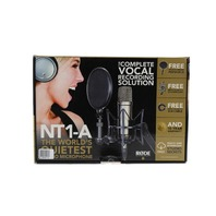 RODE NT1-A STEREO VOCAL CONDENSER MICROPHONE NT1-A