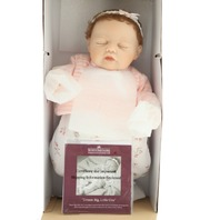 ASHTON DRAKE 0302486001 DREAM BIG, LITTLE ONE TOUCH ACTIVATED BABY DOLL