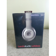 BEATS STUDIO 2 WIRELESS HEADPHONES TITANIUM MHAK2AM/A B0501