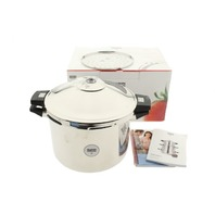 "KUHN RIKON DUROMATIC HOTEL PRESSURE COOKER 11"" 30333"