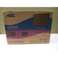 "AOC U2879VF 28"" LED COMPUTER MONITOR U2879VF"
