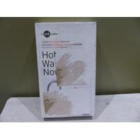 INSINKERATOR INDULGE FHC3300SN SINGLE-HANDLE HOT & COLD SATIN NICKEL FAUCET