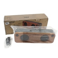 HOUSE OF MARLEY EM-JA006-MI GET TOGETHER BLUETOOTH AUDIO SYSTEM RC2971
