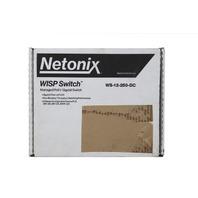 NETONIX WISP SWITCH WS-12-250-DC 12-PORT MANAGED POE SWITCH