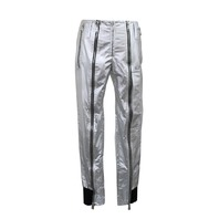 PACO RABANNE 14ECPA006P0003001124 SILVER CASUAL PANTS S 40