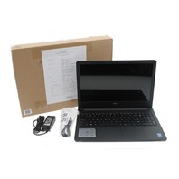 """DELL INSPIRON 3558 i3558 i3-5015U 2.1GHZ 8GB 1TB TOUCH LAPTOP 15.6"""" WIN10HOME"""