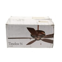 MAXIM LIGHTING TIMELESS 54 MINKA-AIRE F614-PI CEILING FAN