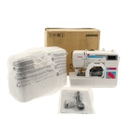 JANOME MOD-200 COMPUTERIZED SEWING MACHINE 00181200DC