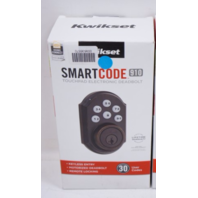KWIKSET SMART CODE 910 TOUCHPAD ELECTRONIC DEADBOLT 99100-006 VENETIAN BRONZE