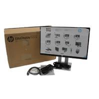 """HP ELITEDISPLAY E222 M1N96AA ABA 21.5"""" LED COMPUTER MONITOR"""