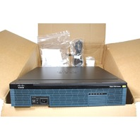 CISCO 2951/K9 GIGABIT ROUTER  W/ EHWIC 1GE-SFP-CU VWIC3-2MFT-T1/E1 EVM-HD SM-NM