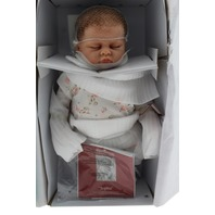 THE ASHTON-DRAKE GALLERIES SOPHIA LIFELIKE BABY DOLL 03-01881-001