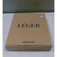 A SURVEY OF ICONIC WORKS FERNAND LEGER BY KENNETH E. SILVER COFFEE TABLE BOOK