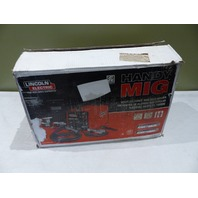 LINCOLN ELECTRIC WELDER HANDY MIG 33-88 AMPS 11205