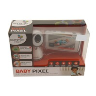 SUMMER INFANT 29790 BABY PIXEL 5IN LCD TOUCHSCREEN COLOR VIDEO BABY MONITOR