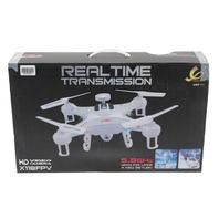 REAL TIME TRANSMISSIONS QUADCOPTER CAMERA DRONE  X118FPV