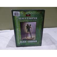 ALICE COOPER II KBALICE200 ROCK ICONZ STATUE VER 2 SNAKE 23CM L/E OF 3000