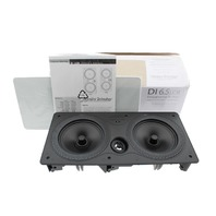 DEFINITIVE TECHNOLOGY DI 6.5LCR DISAPPEARING IN-WALL DUAL SPEAKER