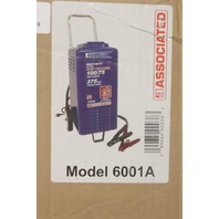 ASSOCIATED EQUIPMENT ASO6001A BATTERY CHARGER 6001A 100/75 375