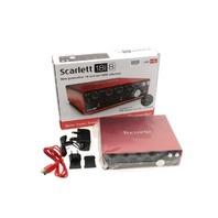 FOCUSRITE SCARLETT 18I8 USB AUDIO INTERFACE AMS-SCARLETT-18I8-2ND-GEN