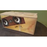 POLK AUDIO TSX250C ONE CENTER CHANNEL LOUDSPEAKER BLACK AM6125-A
