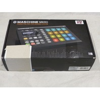 NATIVE INSTRUMENT MASCHINE MIKRO MK2 MIKROMK2BL GROOVE PRODUCTION STUDIO