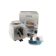 PHILLIPS SAECO HD8645/57 XSMALL SILVER VAPORE EXPRESSO MACHINE