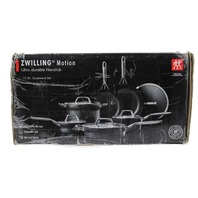 ZWILLING J.A. HENKELS MOTION 11 PC. NONSTICK COOKWARE SET 66200-000