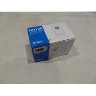 2GIG INDOOR HD NIGHT VISION CAMERA HD100 2GIG-CAM-HD100