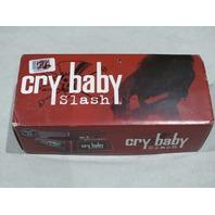 DUNLOP CRY BABY SPLASH WAH PEDAL SW95