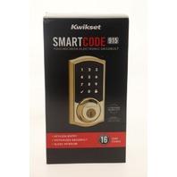 KWIKSET SMARTCODE 915 TOUCHSCREEN ELECTRONIC DEADBOLT  99150-001