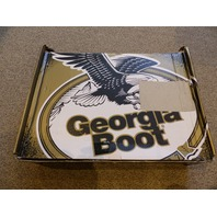 GEORGIA BOOTS GB00105 BLUE COLLAR 10IN WATERPROOF WELLINGTON BOOTS SZ 11W