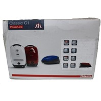 MIELE CLASSIC C1 HOMECARE POWERLINE MANGO RED SBCN0