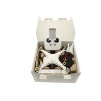 DJI PHANTOM 3 ADVANCED WHITE DRONE QUADCOPTER CPPT000160 2.7K 12MP CAMERA
