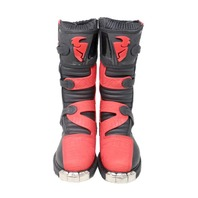 THOR 34110339 BLACK/RED BLITZ BOOTS MX YOUTH SIZE 7