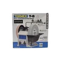 TORMEK T-8 WATER COOLED SHARPENING SYSTEM KIT W/ TNT-708 KIT SVH-320 HTK-706