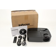 INFOCUS 3500 LUMENS NETWORK PROJECTOR IN2124A T108
