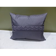 HUGO BOSS GENUINE WINDSOR PLUM OBLONG PILLOW 13706510