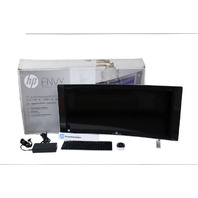 "HP ENVY CURVED ALL-IN-ONE 34"" 2.8GHZ 12GB 128GB  PC DESKTOP WIN10HOME N0B19AA 1TB"