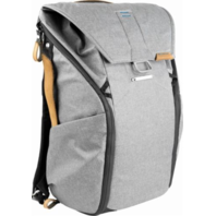 PEAK DESIGN EVERYDAY BACKPACK ASH CANVAS CAMERA BACKPACK BB20AS1 BB-20-AS-1