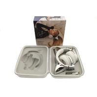 BROOKSTONE ARIANA GRANDE LIMITED EDITION WIRELESS CAT EAR HEADPHONES 320538