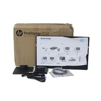"HP PRODISPLAY 23"" P232 MONITOR K7X31AA ABA"