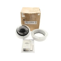 AXIS 0801-001 Q3708-PVE SERIES FIXED DOME NETWORK CAMERA 0801-001