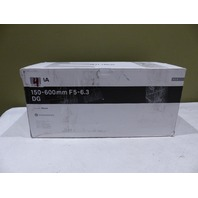 STIGMA 150-600MM F5-6.3 DG INTERCHANGEABLE LENS